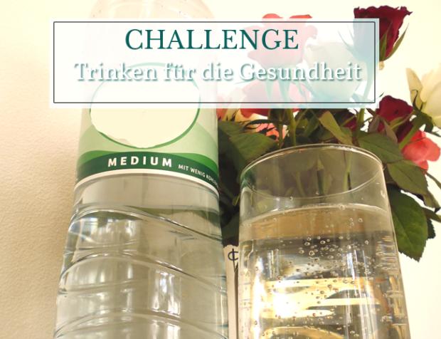Challenge: Trinken für die Gesundheit - Teil 2