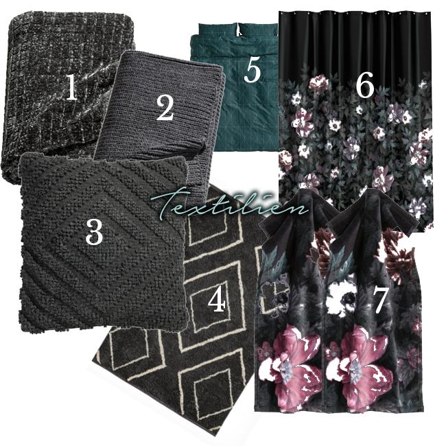 Friday Favorites - H&M Home Textilien