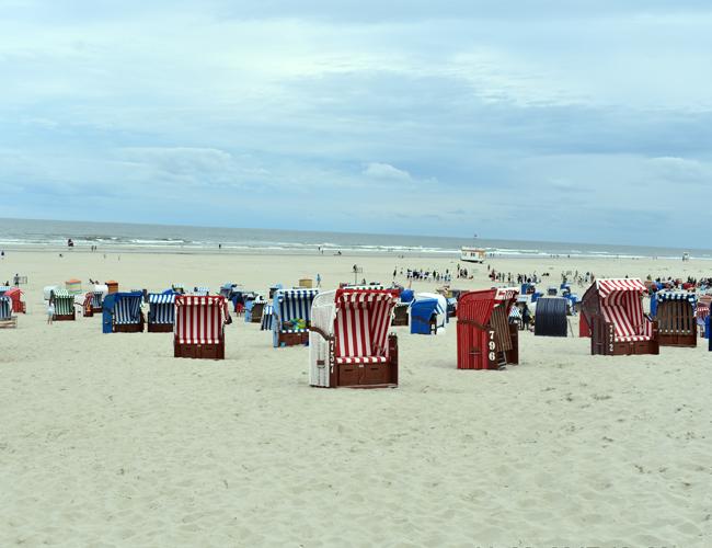 Juist - Strand