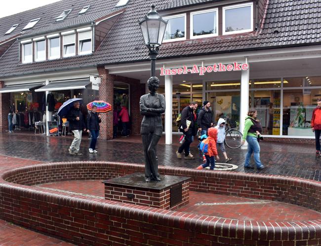 Langeoog - Stadtkern