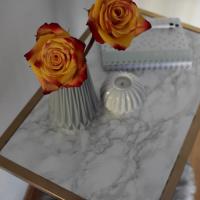 DIY: Ikea Vittsjö zum Trend-Piece umstylen