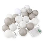 Lichterkette Cotton Ball von Amazon