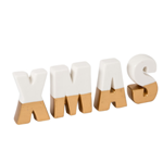 Schriftzug XMAS