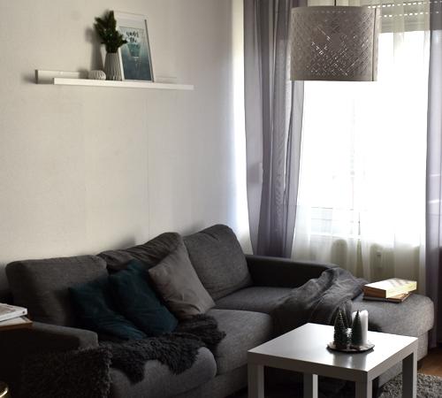 Bequeme Couch zum entspannen